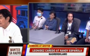 "Watch Raffy Tulfo In Action:A Gay Teacher ""Francisco Ordialez"" Sends Carnal Chats to Grade 10 Students"