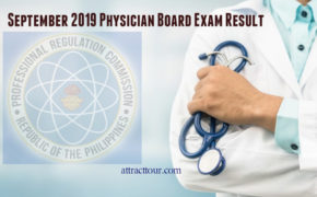 P-T: September 2019 Physician Licensure Examination Results