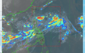 "PAGASA Weather Update Tropical Depression ""NIMFA"" on Wednesday, September 18, 2019"