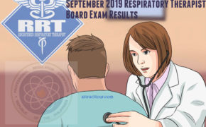 Passers of September 2019 Respiratory Therapist Board Exam Results