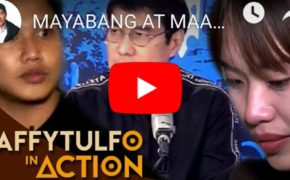 Watch Raffy Tulfo In Action: Arrogant Seaman Ronnel Tolentino Slammed By Raffy Tulfo For Unruly Behavior