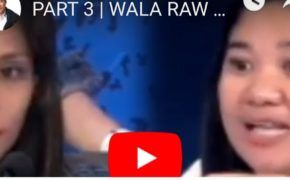"Watch Raffy Tulfo In Action: Part 3 Jenny Dano ""No Threesome"" Happened But Anigay Babula Defend Its A Lie"
