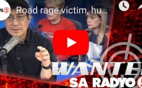 "WATCH Raffy Tulfo In Action: Road Rage Victims ""Janeth Quinzon"" And ""Laarni Espinosa"" Ask Justice Against Carl Crisologo And Its Group"