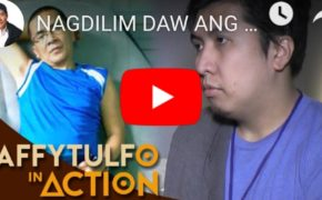 "Watch Raffy Tulfo In Action: Womanizer And  Warfreak Father    ""Frederico Tagailo"" Stabbed His Son Because Of Rage"