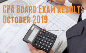 M-P: October 2019 Certified Public Accountants Exam Results
