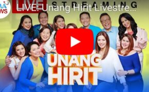 "LIVE NOW: ""Unang Hirit"" Gma7 October 22, 2019 (Tuesday)"