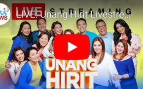 "LIVE NOW: ""Unang Hirit"" Gma7 November 13, 2019 (Wednesday)"