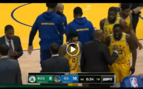 LIVE NOW: Golden State Warriors vs Boston Celtics on Saturday, November 16, 2019