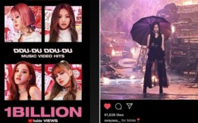 "Congratulations! Blackpink Gains 1 Billion Views for ""Ddu-Du Ddu-Du"" Went Viral"