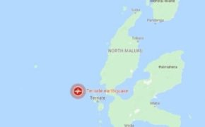 7.4 Magnitude Earthquake Jolts near Moluccas, Indonesia