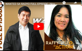 Raffy Tulfo Confirmed the Gold Digger Girl of 25M Adora Ramos is Dead
