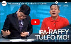 Who is the Original Composer of Manok Na Pula?
