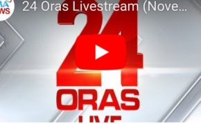 "LIVE NOW: ""24 Oras"" GMA7 November 18, 2019 (Monday)"