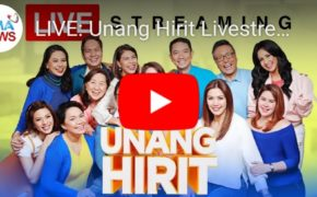 "LIVE NOW: ""Unang Hirit"" Gma7 November 22, 2019 (Friday)"