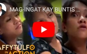 "Watch Raffy Tulfo In Action: Bewar Of This Pregnant Lady ""Cindy Bautista"" Which Trips To Hurt Someone If She Wants To"