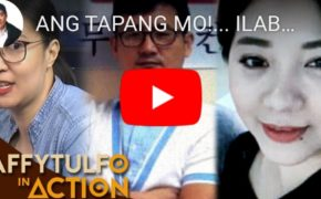 "Watch Raffy Tulfo In Action: Mother ""Charice"" Clashed With New Wife ""Marie Malate"" To Get Her 6yr old  Child"