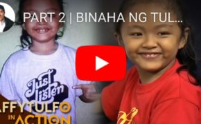 "Watch Raffy Tulfo In Action:""Deaf And Mute Child"" Needs Your Help- Here How To Donate"