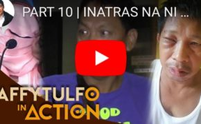 "Watch Raffy Tulfo In Action: Part 10 Tatay ""Alexander Gutal"" Decides Not To File A Case Against The Driver, But What About ""Linda"" Dimples Morcillo"