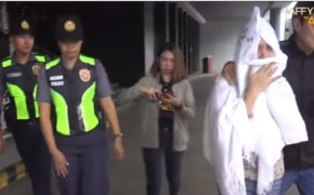 "Watch Raffy Tulfo In Action: Part 3 Viral Video ""Minda"" Is Now Turn Over To The Police For Kidnapping Crime"