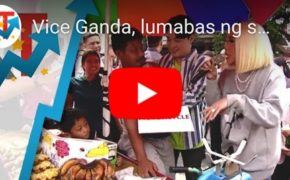 TRENDING NOW: Vice Ganda Surprises Lucky Madlang People By Giving Groceries And Brand New Motorcycles