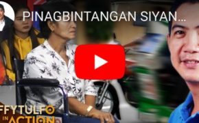 "Watch Raffy Tulfo In Action: Poor Nanay ""Jelly De Leon"" Hit By A Motorcycle And Left Alone By Kag. Carlo Varilla"