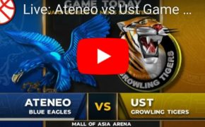 Watch LIVE NOW: UAAP Season 82 Men's Basketball Finals, Ateneo vs UST | Game 1 (Full Hard Court Action)