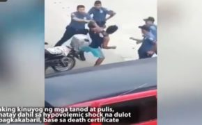"WATCH VIRAL NOW: Man ""Romeo Arnio"" Runs Amok Mauled  By Police And Brgy. Tanod For Being Out Of Control Died- Know More Here"