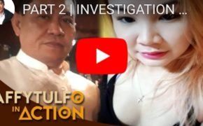 "Watch Raffy Tulfo In Action: Part 2 ""Maricar Ladera"" Case And Investigation Against The Brgy. Chairman Officially Started"
