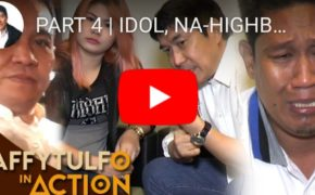 "WATCH Raffy Tulfo Reacts ""Dont F*ck With Me"" To A Police Colonel Who Calls Directly The Victim ""Maricar Ladera"" For Investigation Or Intimidation?"