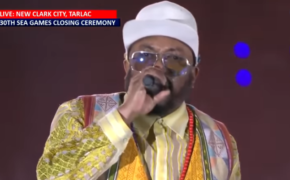 Watch: Black Eyed Peas Full Performance of SEA Games 2019 Closing Ceremony