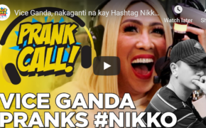 "Nikko Natividad told to Vice Ganda, ""Kadenang Ginto"" Ends Soon"