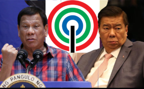 VIDEO MEDIA INTERVIEW: President Duterte Strikes Senator Drilon and Threats ABS-CBN Franchise Renewal Again