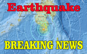 BREAKING NEWS! PHIVOLCS Announce 7.2 Magnitude Earthquake Hits Davao Occidental