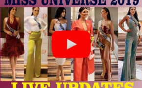 Actual VIDEO Coverage: Miss Universe 2019 Preliminary Competition National Costume
