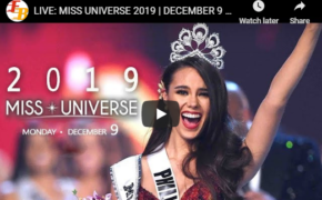 JUST NOW: Gazini Ganados Enter Semi Final Miss Universe 2019 LIVE VIDEO