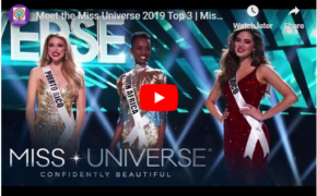 Miss Zozibini Tunzi of  South Africa Answers Question and Crowned Miss Universe 2019