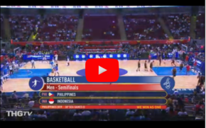 LIVE STEAMING: SEA Games 2019 Basketball Philippines vs. Indonesia