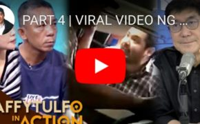 "Watch Raffy Tulfo In Action: Part 4 Viral Video Mr. ""Santiago Paredes"" formally filed a complaint against Doctor ""Tomas Joaquin Mendez"""
