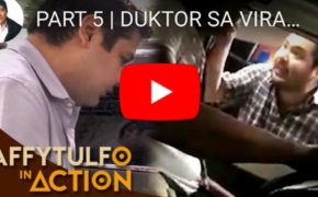 "Watch Raffy Tulfo In Action: Part 5 Doctor ""Tomas Joaquin Mendez"" Finally Goes to LTO to face answer charges"