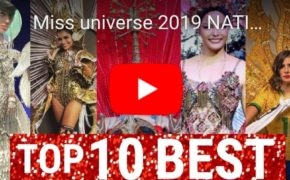"WATCH: Miss Universe 2019 ""Top 10 in National Customes"" Preliminary Round"