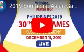 """LIVE STREAM: """"30th Sea Games 2019"""" Closing Ceremony December 11, 2019 (Wednesday)- Heres What To Expect"""