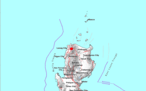 JUST IN: Magnitude 4.6 Earthquake hits Carasi (Ilocos Norte) January 25, 2020
