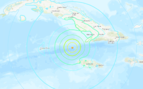 Magnitude 7.3 Hits Cuba Region, No Tsunami Threat to the Philippines
