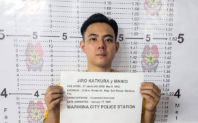 Former Actor Jiro Manio Arrested by Police after Allegedly Stabbing a man