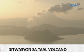 LIVESTREAM: Taal Volcano Latest Updates on Tuesday, January 21, 2020