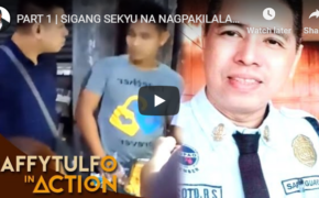 Security Guard Rexander Baltisoto on Rage to Arnold Malate (Vendor) Went Viral