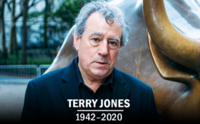 Terry Jones of Monty Python Comedy Troupe has died at the age of 77