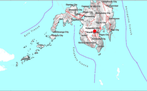 BREAKING NEWS: Magnitude 3.1 Earthquake hits Makilala (Cotabato), Evening of January 23, 2020