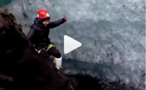 Kathryn Bernardo Caught in a Video Cursing While on Trail in Iceland