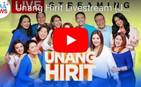 "LIVE NOW: ""Unang Hirit"" Gma7 January 20, 2020 (Monday)"